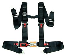 Tanaka Latch and Link 4-point Safety Harness Set With Ultra Comfort Heavy Duty