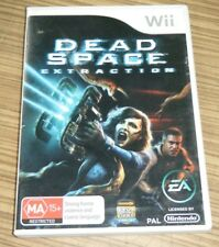 Nintendo Wii Game - Dead Space: Extraction