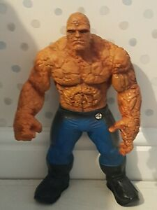 Fantastic Four The Thing Talking Figure
