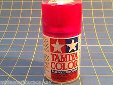 Tamiya PS-40 Translucent Pink  Polycarbonate Spray Paint #86040 Mid-America