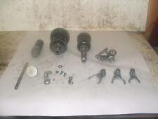 2002 Yamaha VStar 1100 Transmission