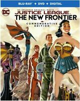 Justice League: The New Frontier (Commemorative Edition) [New Blu-ray]