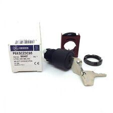 Llave Interruptor Selector De 185467 Ge 3 posición Negro p9xscz3c95