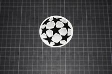 UEFA CHAMPIONS LEAGUE BADGES / PATCHES 1996-2003