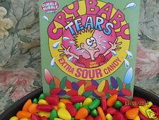 8# Cry Baby Tears Sour Bulk Hard Candy Vending