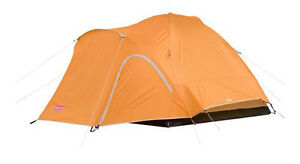 Coleman 2000018288 Hooligan 3 Tent 8' X 7' 3-Person w Rain Fly