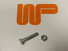 CLASSIC MINI - STEERING COLUMN LOWER PINCH BOLT AND NUT - GHF102/221