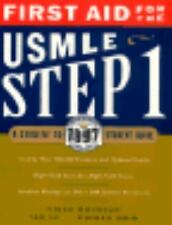 First Aid for the USMLE Step 1 1997