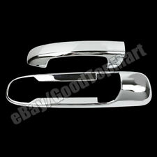 For 2002-2005 2006 2007 Jeep LIBERTY Chrome Tailgate Handle Cover w/o Keyhole