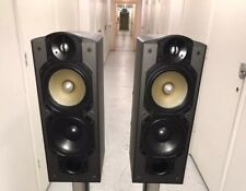 Paradigm Studio 40 v3 Speakers With Straight Wire Cable NO STANDS INCLUDED