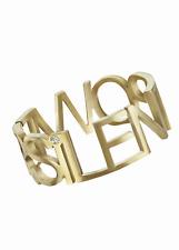 L'AMOTION Message Ring Silent Power für Basis Ring Größe 55 Stille Kraft