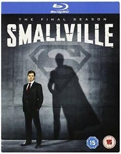 Smallville - Season 10 [Blu-ray] [2011] [Region Free] [DVD][Region 2]