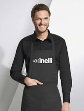 Cinelli Apron Cycling Mechanics Vintage T Shirt bike workshop Printed Top Eroica