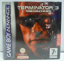 TERMINATOR 3 RISE OF THE MACHINES GAME BOY ADVANCE - GBA NINTENDO BOXED NEW