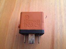 BMW Orange relais 4 broches 12 V 30 A Bosch 0332014456