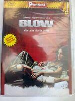 DVD SIGILLATO BLOW JONNY DEPP PENELOPE CRUZ DA UNA STORIA VERA