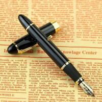 Luxury quality Jinhao X450 Business office 18K Golden Medium Nib Fountain Pen