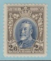 SOUTHERN RHODESIA 29 MINT HINGED OG *  NO FAULTS EXTRA FINE !