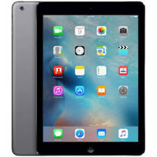 Good Apple iPad Air 1 32GB Space Gray (WiFi) White Spot 60-Day Warranty