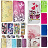 Shockproof Protective Premium PU Leather Wallet Flip Stand Case Cover For  LG K8