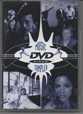 MUSIC VIDEO SAMPLER - METALLICA MADONNA OLDFIELD CHAIKOVSKY'S CHER CLAPTON...DVD
