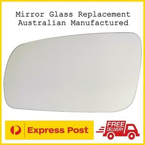 Audi A6 C5 Typ 4B Facelift 1999-04 Left Passengers Side Mirror Glass Replacement