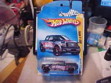 Hot Wheels ERROR #11 Ford F-150
