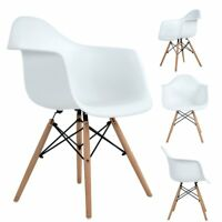 Eiffel Tub Dining Chair Ghost Vintage Moda Lounge Dining Room Designer Bulk Buy