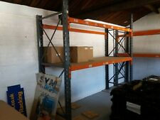 More details for heavy duty long span pallet racking industrial shelving, warehouse, shop, retail