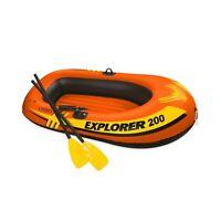 """Intex Recreation Explorer 200 Boat Set - 73""""x37""""x16"""""""