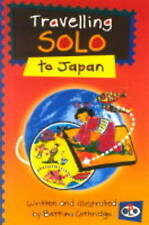 Travelling Solo to Japan (Travelling solo),Bettina Gutheridge,New Book mon000000