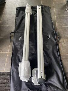 Audi Q5 Brand New Roof Bars Witn Carry Case