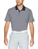 *BRAND NEW* adidas Golf Men's Ultimate 3-Color Stripe Polo