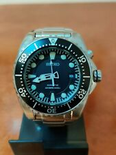 Seiko Kinetic BFK 200M Bezel SKA371 Divers Watch Excellent Condition