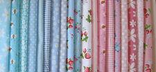 Tissu layercake carrés bundle crafts patchwork couture shabby chic 25CM x 25CM
