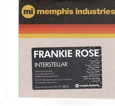 (FT161) Frankie Rose, Interstellar - 2012 DJ CD