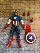 Marvel Legends 80th Anniversary Captain America Complete, Global Shipping