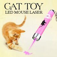 Pointeur Laser_Rouge-Faisceau Stylo lumière pour chat_jeu chat-jouet chat