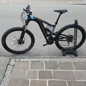 BH E-Bike ATOMX LYNX5 27.5 PLUS PRO XT 11 black/silver neu Größe M