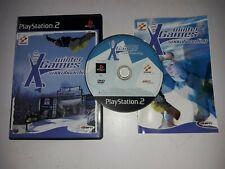 Ps2 ESPN Winter X-Games Snowboarding Sony Playstation 2 Spiel *