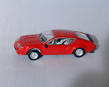 Renault Alpine A310, rot, NOREV,1:87