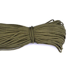Mil Type III Stand 7 Cores 550 Paracord Parachute Cord Lanyard 25FT/8m Navy #10
