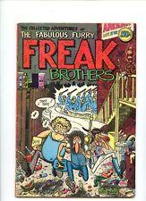Freak Brothers #1 (1971) 4th Print VG/FN