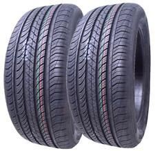 New SET of (2) 235/50R18 97V Continental ProContact TX Tires 235 50 18