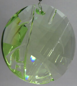 Swarovski SCS 2008 Peridot (Green) Bamboo Window/Suncatcher Ornament #905542