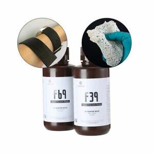 3d Printer Resin 500g Tear Resistant Flexible For Elegoo Anycubic SLA DLP 405nm