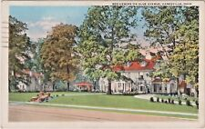 Residence on Blue Avenue in Zanesville, Ohio - Posted Zanesville on May 3, 1919