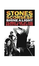 THE ROLLING STONES ~ SHINE A LIGHT ~ 24x36 MOVIE POSTER ~ Mick Jagger Richards