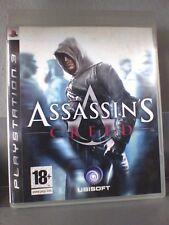 Assassin's Creed  PS3  PLAYSTATION 3 USATO