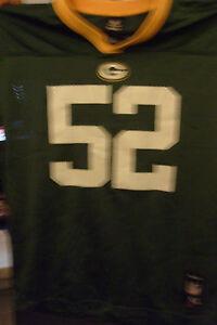 Reebok Clay Mathews Green Bay Packers Jersey Boys XL  Free Christmas Shipping